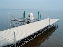 NAYLOR SYSTEMS DOCKS BOAT LIFTS